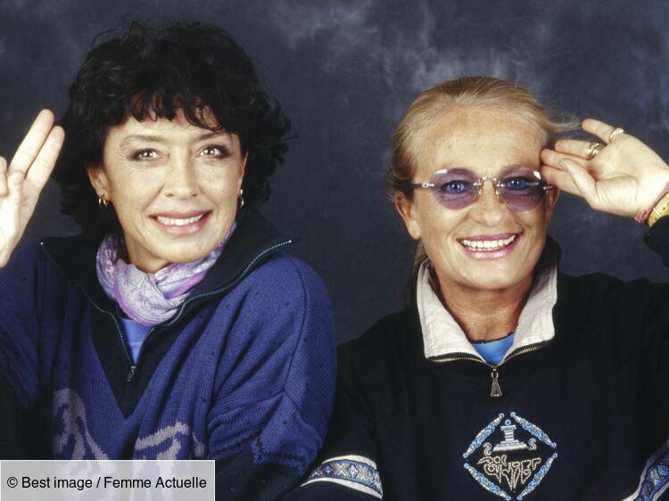 """Véronique de Villèle (""""Gym Tonic"""") en couple avec Davina ? Sa réponse cash"""