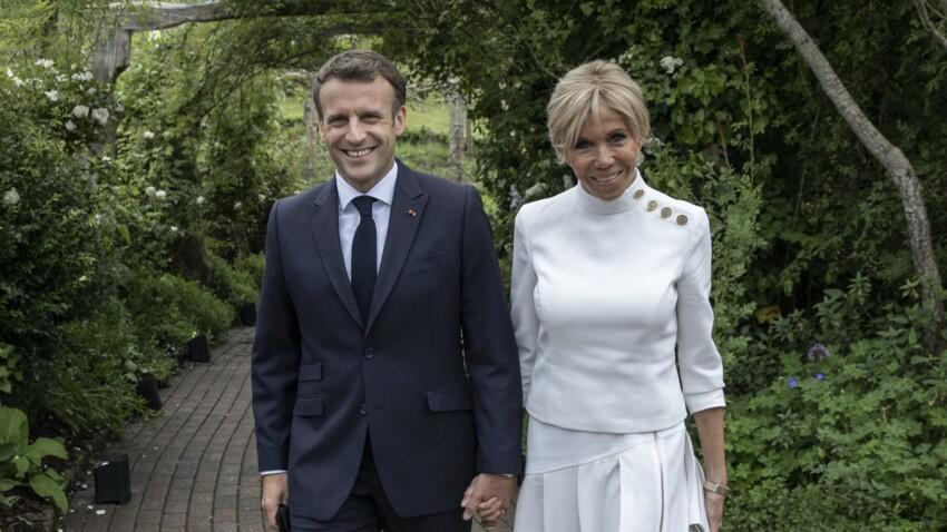 """Emmanuel Macron fait de rares confidences sur son couple avec Brigitte : """"Je lui demande beaucoup"""""""