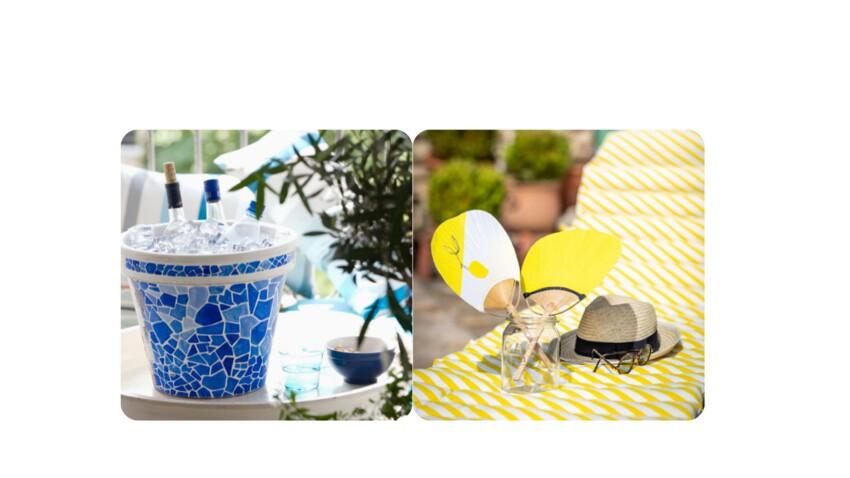 Vague de chaleur : 7 idées déco couleur citron