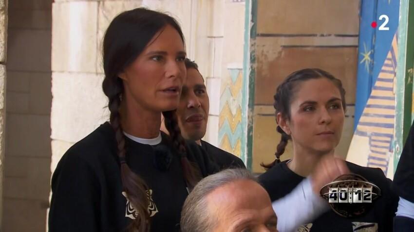 """""""Fort Boyard"""" : Nathalie Marquay lève le voile sur l'attelle qu'elle portait dans l'émission"""