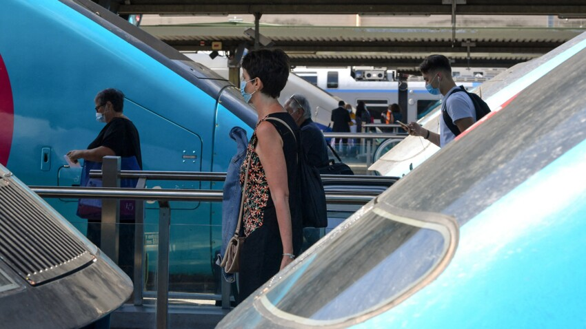 Voyage en train et pass sanitaire : que faire si je ne peux pas monter à bord ?