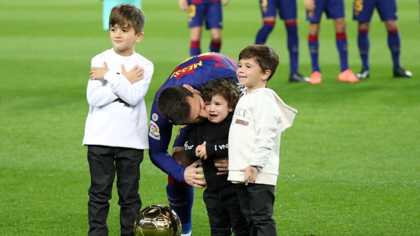 Lionel Messi : ses adorables confidences sur ses 3 fils, Thiago, Mateo et Ciro