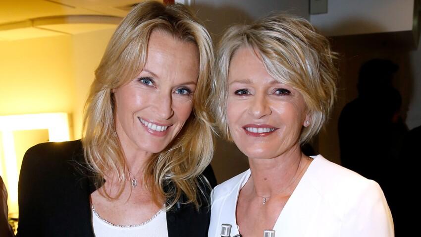 Estelle Lefébure et Sophie Davant : les stars arborent les deux coupes les plus prisées de l'année
