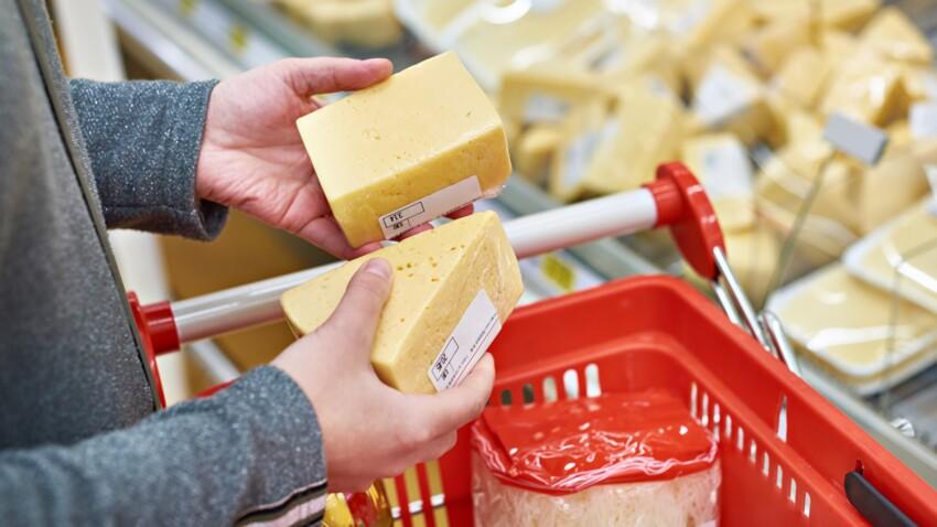 Rappel produits : ces fromages vendus chez Carrefour, Leclerc, Casino et Intermarché sont contaminés par la Listeria