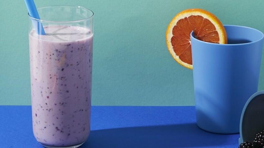 6 recettes de smoothies faciles et délicieuses à faire à la maison