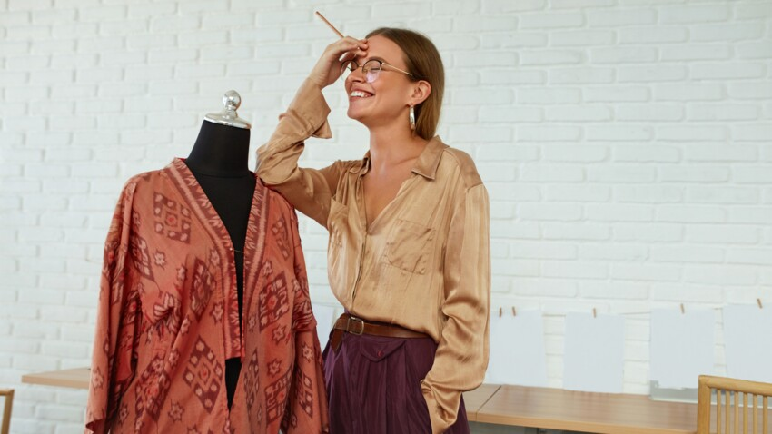 """Témoignage : """"A 55 ans, j'ai créé ma marque de mode"""""""