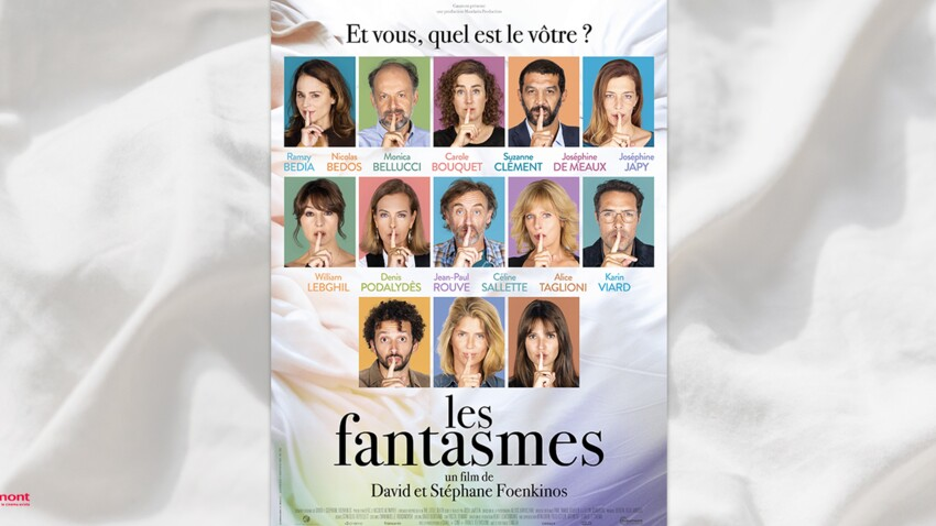 Les fantasmes : 60 places de cinéma à gagner !