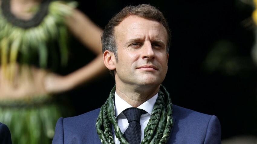 Emmanuel Macron au soleil : son astuce pour bronzer pendant le travail