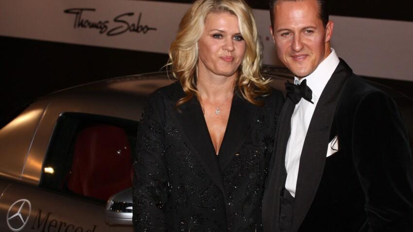 Michael Schumacher : pourquoi sa femme Corinna suscite l'admiration de ses proches