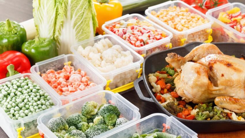 Vitamines, fibres... 5 fruits et légumes à consommer surgelés plutôt que frais