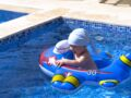 Rappel produit : cette bouée pour bébé Decathlon est associée à un risque de noyade