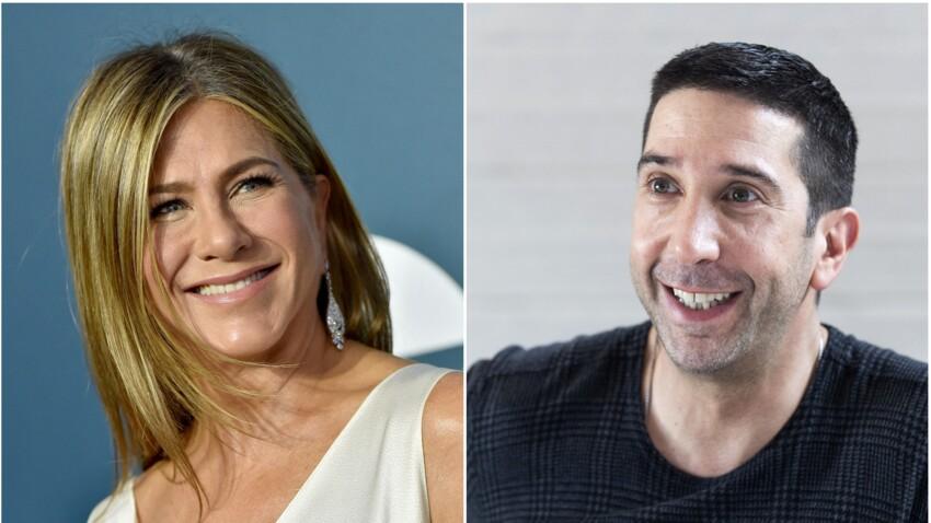 """""""Friends"""" : Jennifer Aniston en couple avec David Schwimmer ? Ils répondent (enfin) aux rumeurs !"""