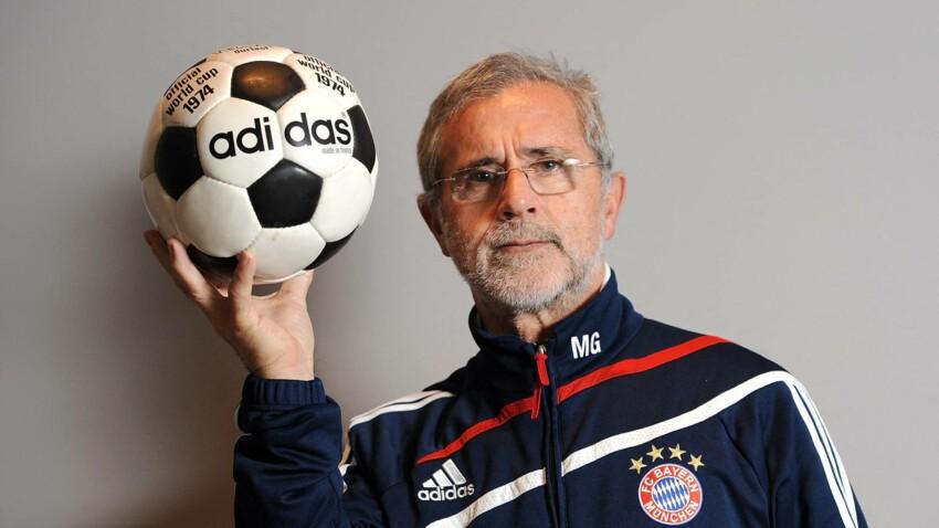 Gerd Müller : la légende du football allemand est mort