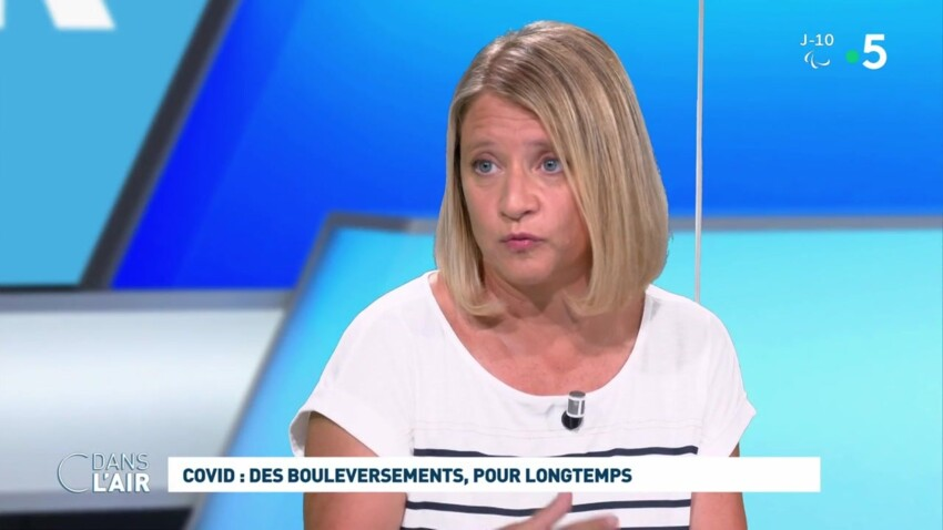 Karine Lacombe : ses propos très cash contre les infirmiers qui refusent de se faire vacciner