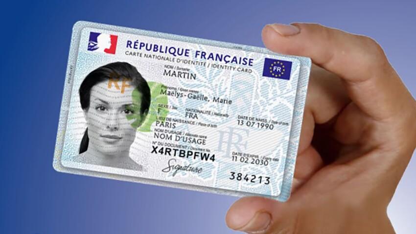 Carte nationale d'identité: voici la nouvelle !