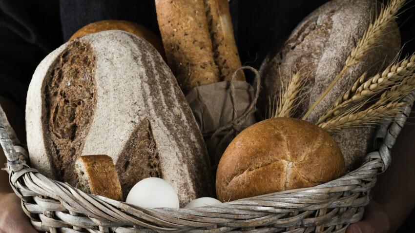 Aux noix, sans gluten... : 5 pains qui nous font du bien