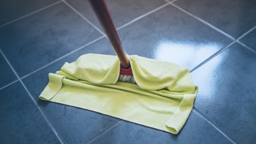 Parquet, carrelage, moquette... : nos astuces pour bien nettoyer tous les types de sol