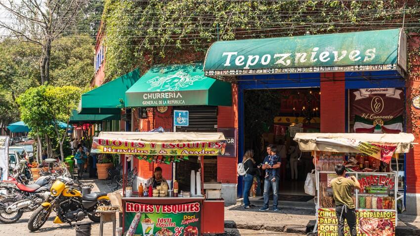 Mexique : 7 pâtisseries qui font merveille
