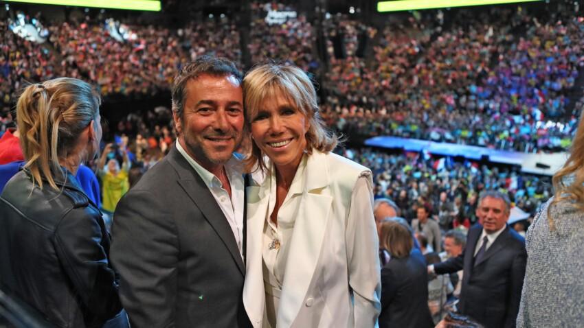"""Brigitte Macron : pourquoi Bernard Montiel reste """"discret"""" sur leur amitié"""
