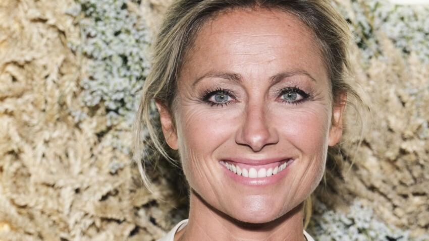 Anne-Sophie Lapix s'explique après avoir publié une photo du mari de Laurence Ferrari