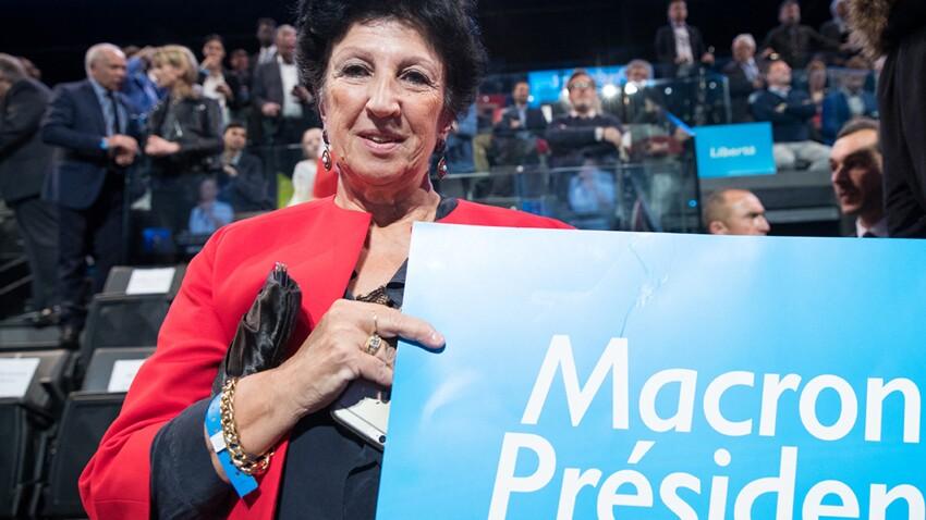 Emmanuel Macron : sa mère craint pour sa vie