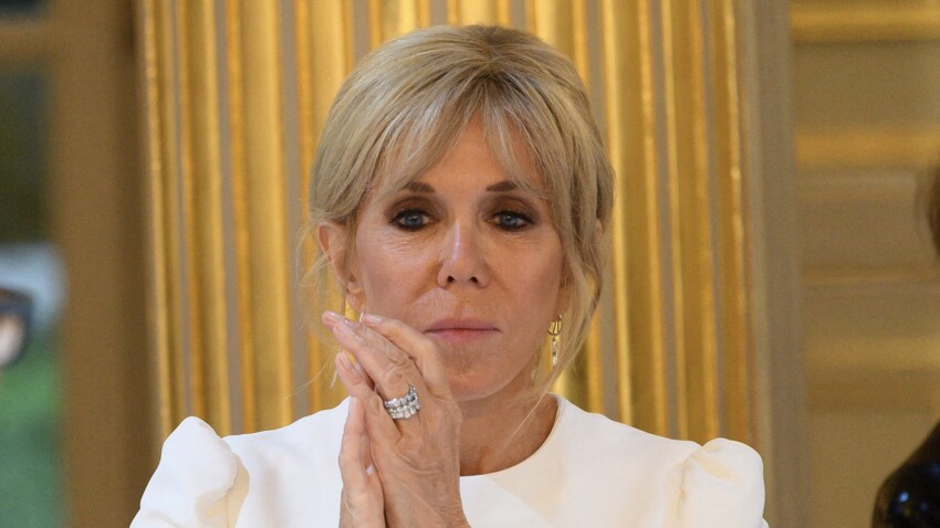 Brigitte Macron : ce jour où elle a fait pleurer l'autrice du livre sur son couple avec Emmanuel Macron