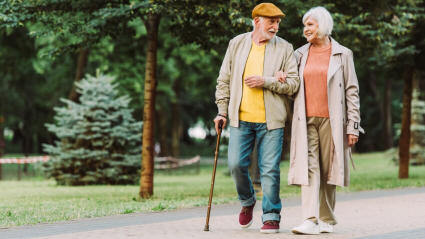 AVC : marcher 30 minutes par jour pour vivre plus longtemps