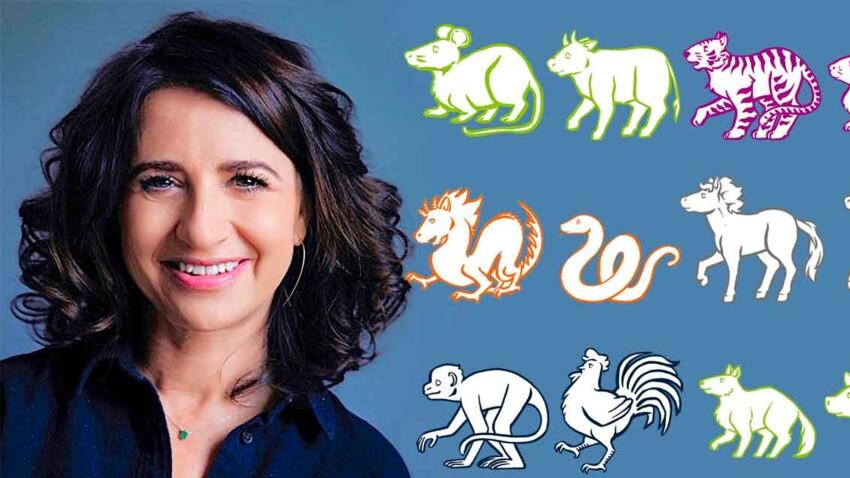 Horoscope chinois de la semaine du 4 au 10 octobre : les prévisions hebdo de Stéphanie Gelbart pour tous les signes