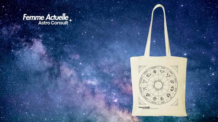 Jeu concours : gagnez un totebag avec les signes astrologiques