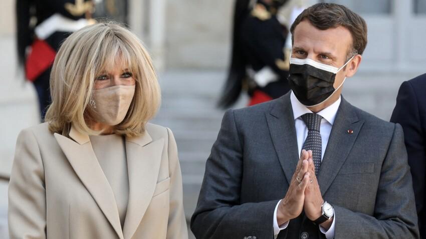 Emmanuel et Brigitte Macron : les incroyables confidences sur leurs premiers mois d'amour