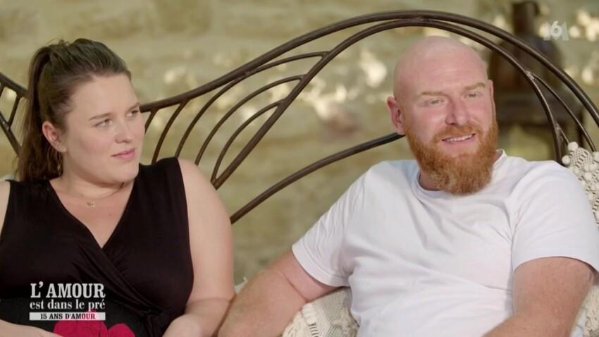 """""""L'amour est dans le pré"""" : Jérôme et Lucile dévoilent le sexe de leur bébé !"""