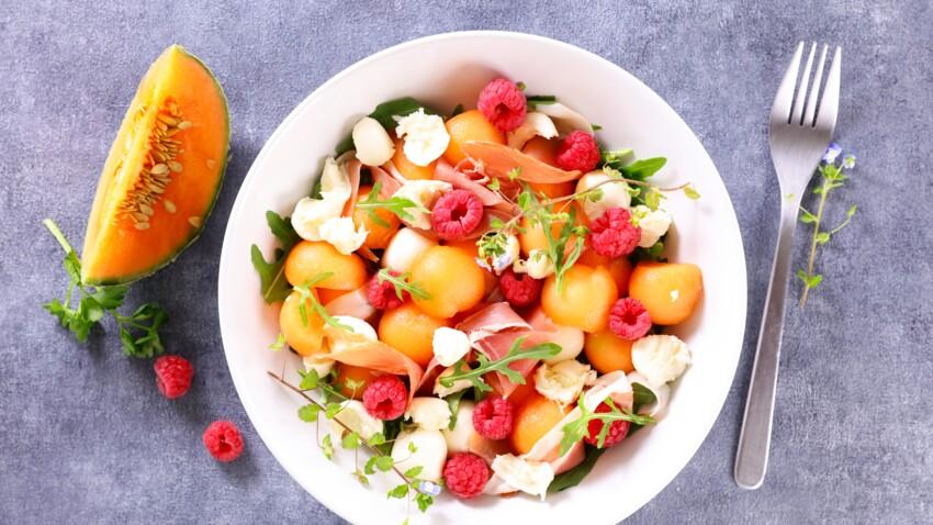 Les super astuces de Cyril Lignac pour bien choisir et cuisiner le melon