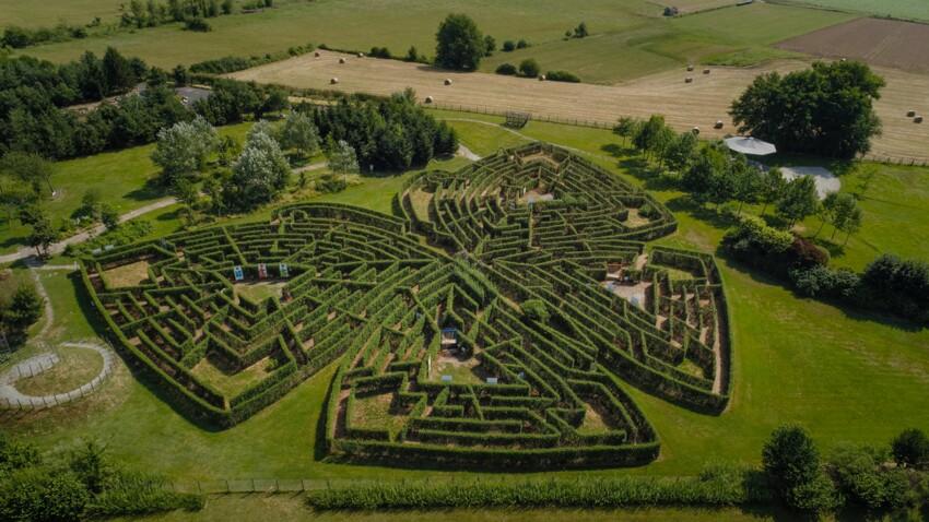 Voyage en Corrèze : découvrez les jardins de Colette