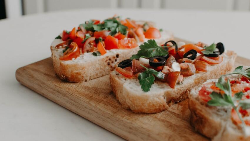 Bruschettas : nos recettes fraîches et gourmandes à partager