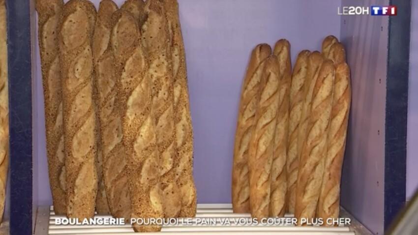 Pourquoi le prix du pain augmente partout en France ?