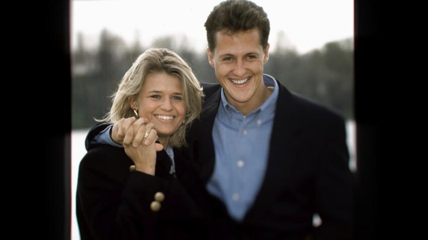 Michael Schumacher : en larmes, sa femme Corinna fait des révélations sur son état - EXCLU