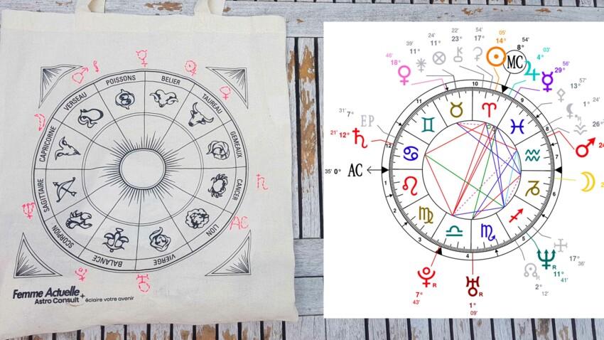 Tote bag personnalisé astro : le DIY facile et utile de votre rentrée