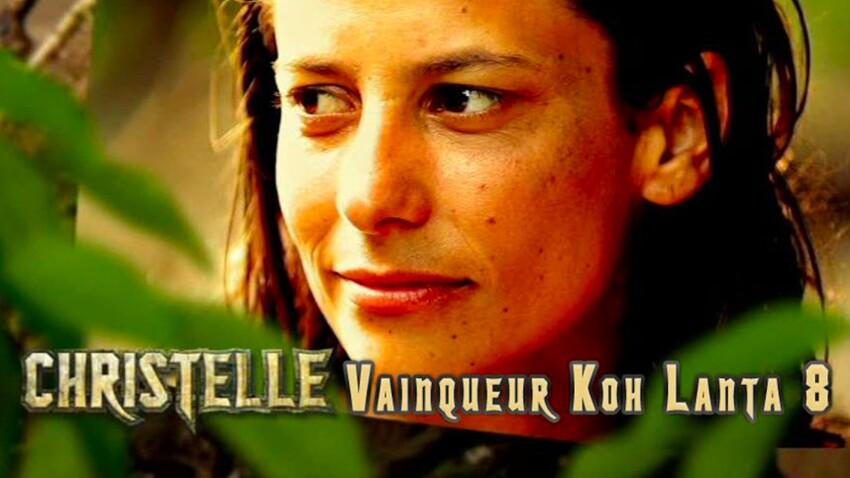"""""""Koh-Lanta, la légende"""" : Christelle a été en couple avec un célèbre animateur de TF1"""