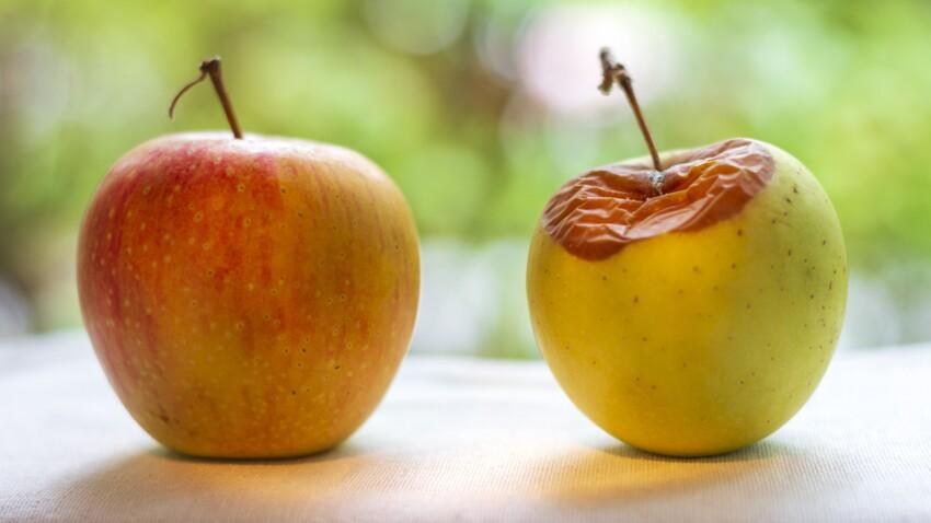 Ces fruits qui font pourrir rapidement les autres quand ils sont stockés ensemble