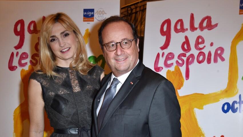 """François Hollande et Julie Gayet : la tactique qu'ils ont empruntée à la reine Elizabeth II après le """"Gayetgate"""""""