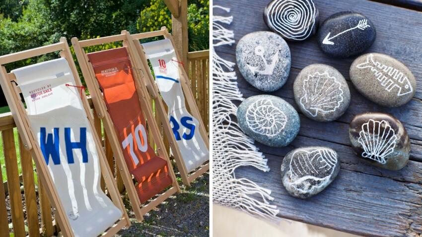DIY inspiration bord de mer : 8 créations faciles à faire pour l'été