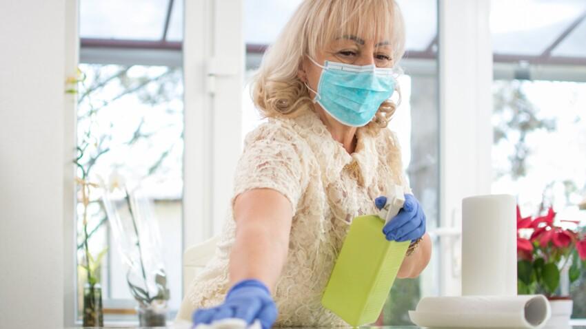 Hygiène : quels produits ménagers sont les plus efficaces contre le coronavirus ?
