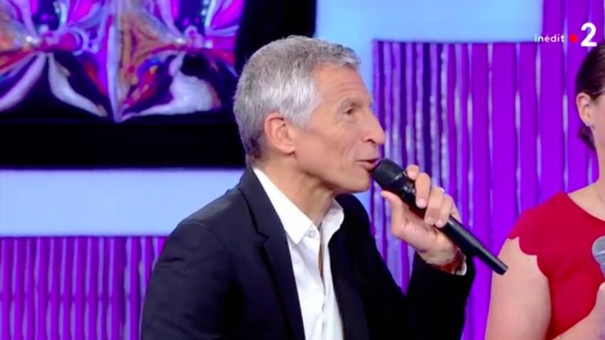 Nagui bluffé par une imitation de Michael Jackson : il sort son téléphone et filme la scène !