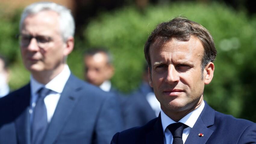 Emmanuel Macron : ce qui insupporte le plus Bruno Le Maire chez le Président