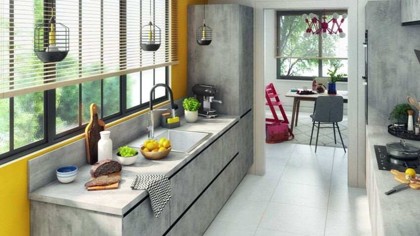 Agencer sa cuisine : tous les conseils pour bien l'aménager