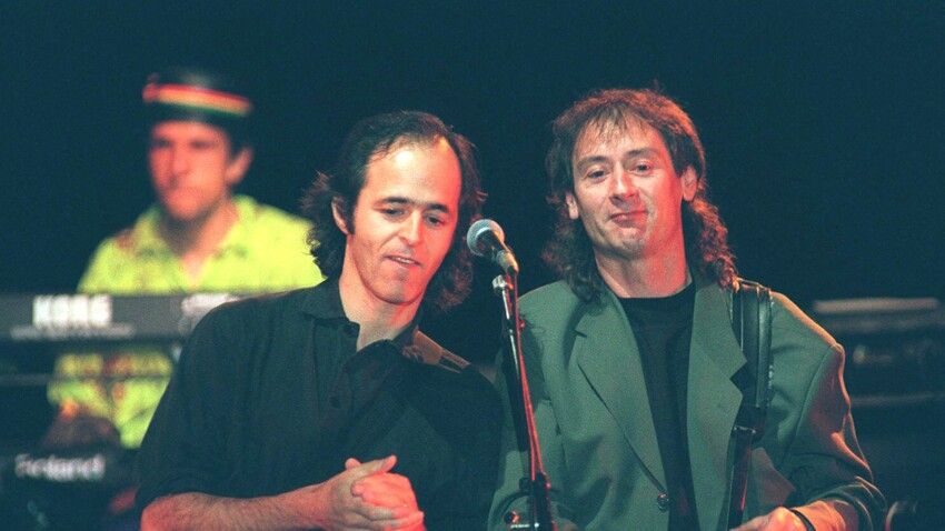 Jean-Jacques Goldman et Michael Jones toujours amis : ce beau cadeau fait par le chanteur au musicien