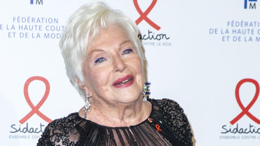 Line Renaud : cet endroit improbable où elle a fêté son 93e anniversaire