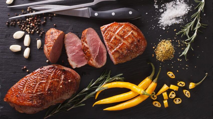 Nos conseils pour préparer et cuire des aiguillettes de canard