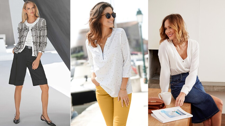 Mode + 50 ans : 6 conseils pour porter ses vêtements d'été après la rentrée