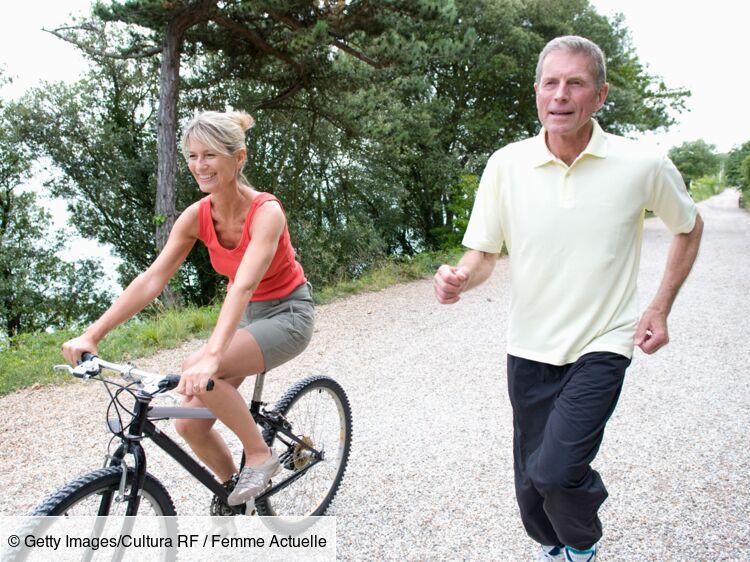 Pédaler et courir : le sport à deux, c'est mieux !